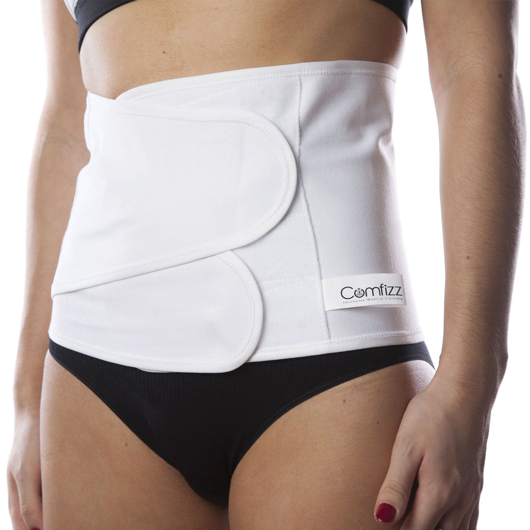 Comfizz 24cm Dovetail Closure Belt, Level 3 Support - Unisex
