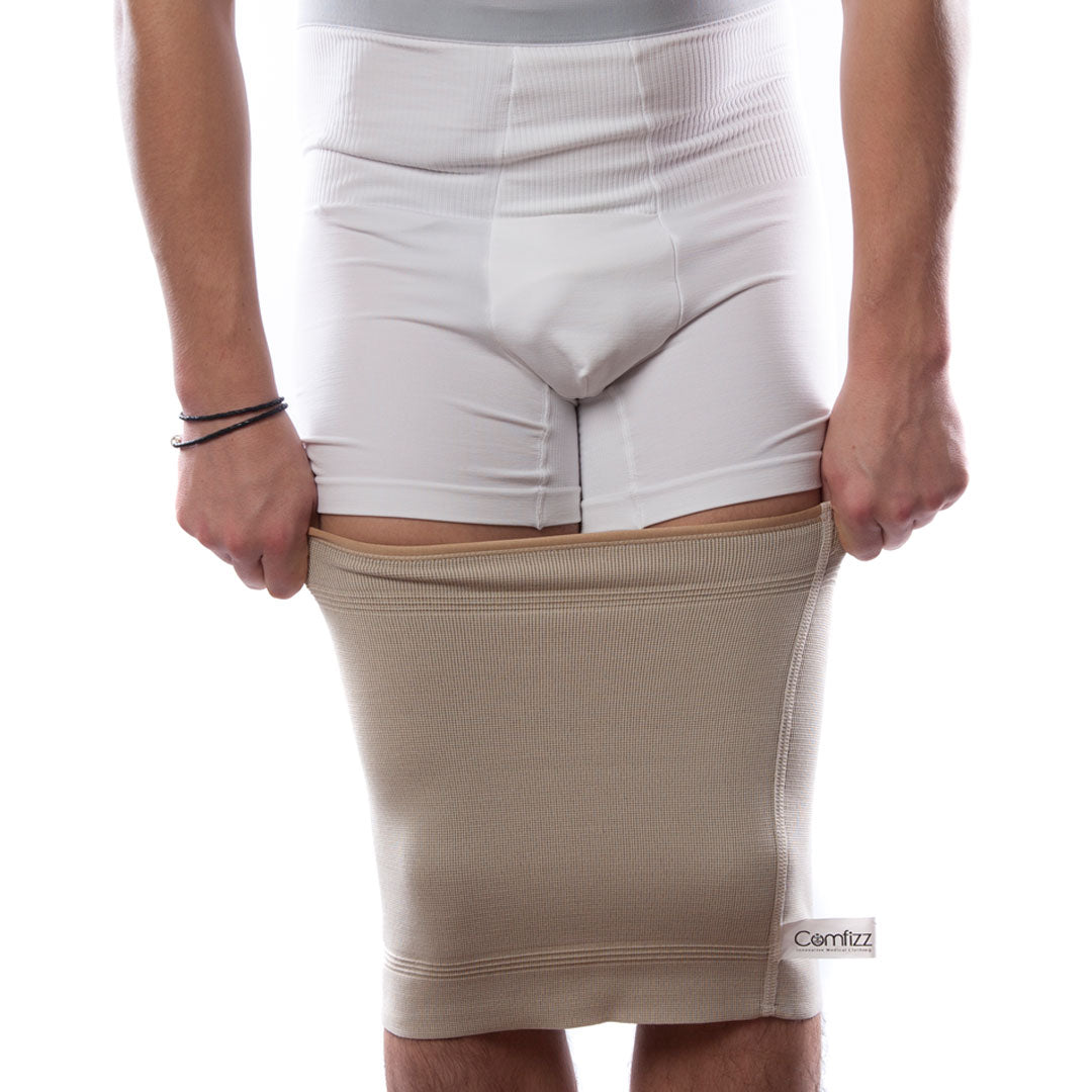 Comfizz 30cm Woollen Waistband, Level 3 Support - Unisex