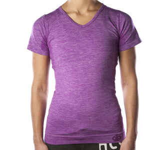 Comfizz V-Neck T-Shirt, Level 1 Support - Womens