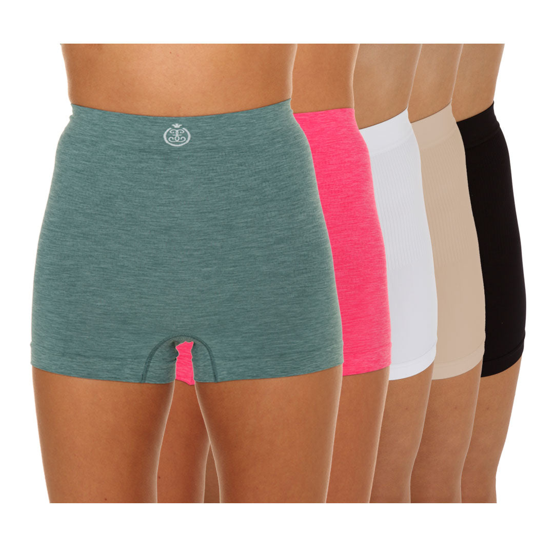 Comfizz High Waist Boxers, Level 1 Support - Unisex