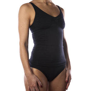 Comfizz Swimming Vest Top, Level 2 Support - Womens