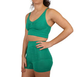 Load image into Gallery viewer, Comfizz Swimming Crop Top (Tankini), Level 2 Support - Womens