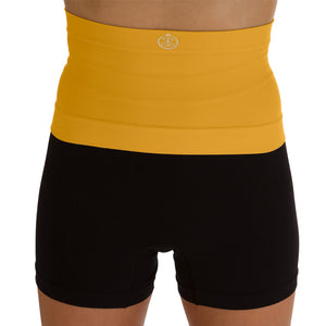 "Comfizz 7"" Waistband with Silicone, Level 1 Support - Coloured"