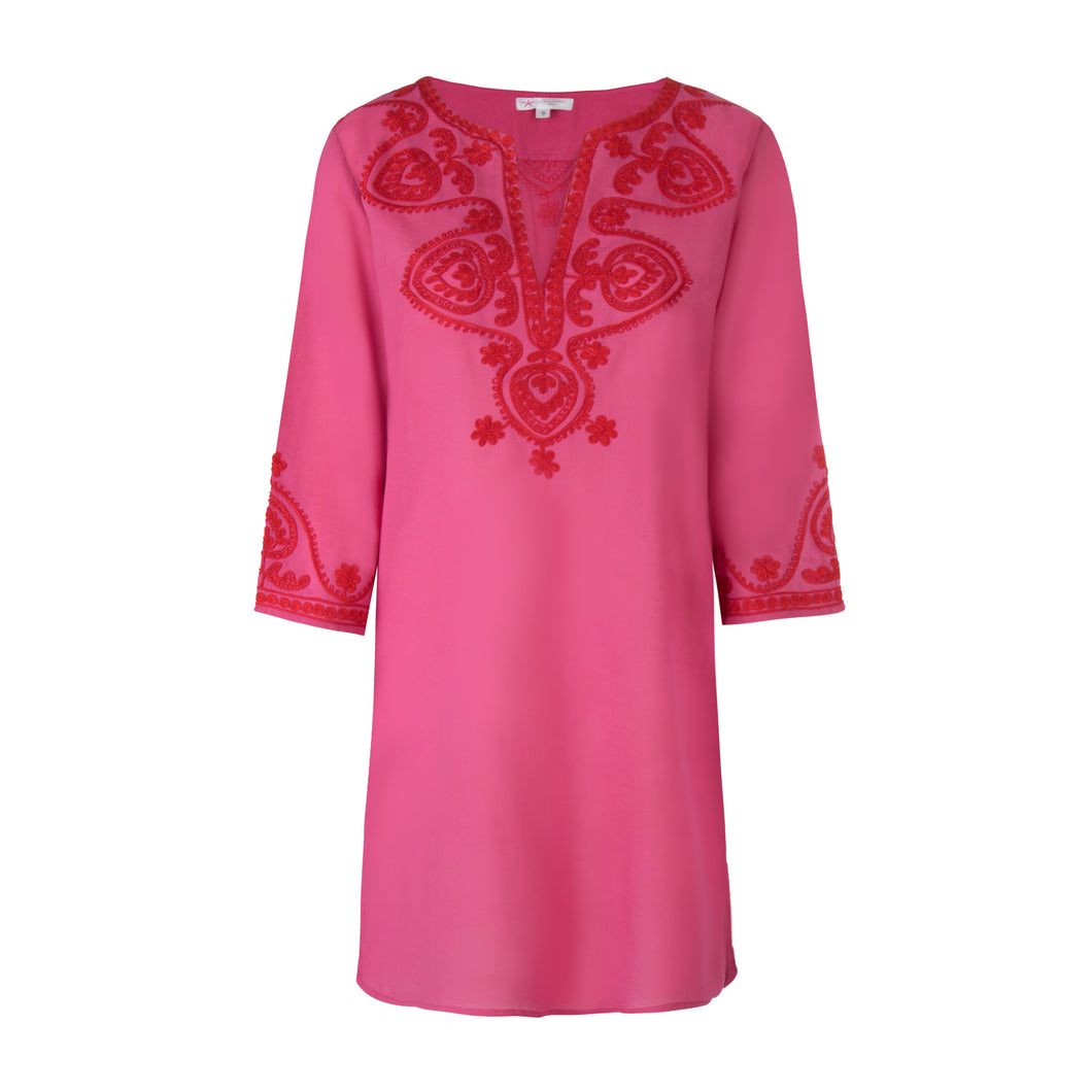 Royal Elegance Tunika (Pink)