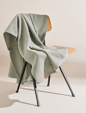 Load image into Gallery viewer, Pawness Organic Cotton Blanket Grey
