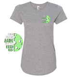I Know I Play Like a Girl Try to Keep Up Women's T-Shirt