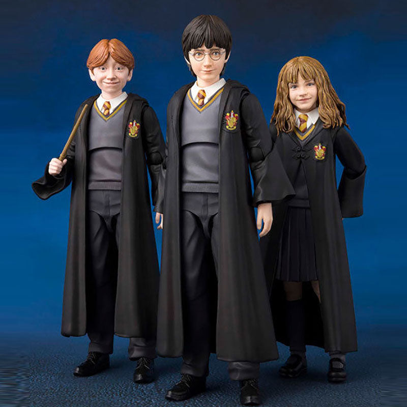 Harry e Amigos - Action Figure