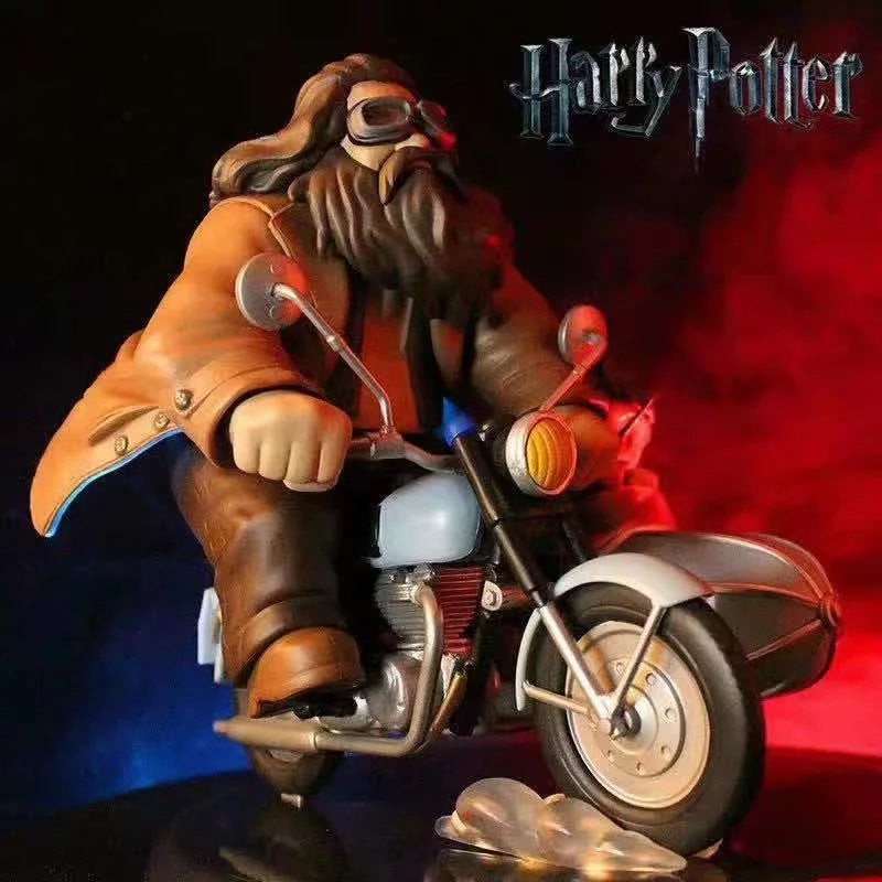 Hagrid e Harry - Action Figure