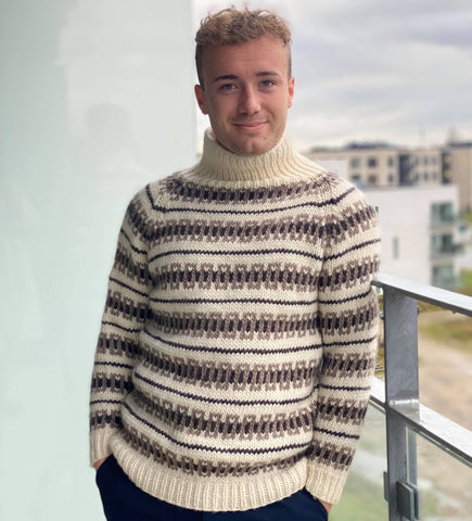 Færøsweater no.1