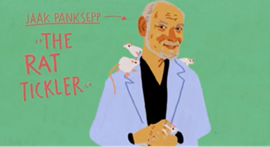 Jaak Panksepp Play is critical for survival The Rat Tickler