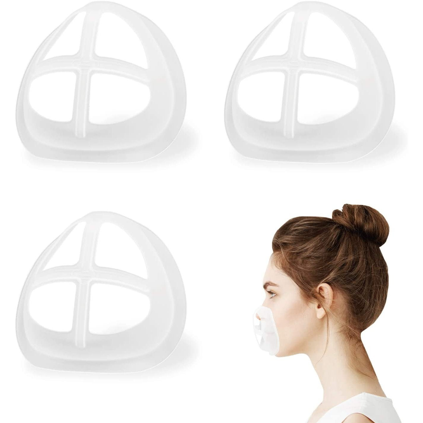 Face Covering Inner Support Frame (Pack of 10pcs)