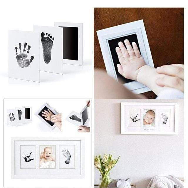 Foot and Hand Print Ink-less Kit