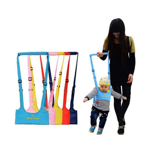 Belt Supports Baby To Walk Safely