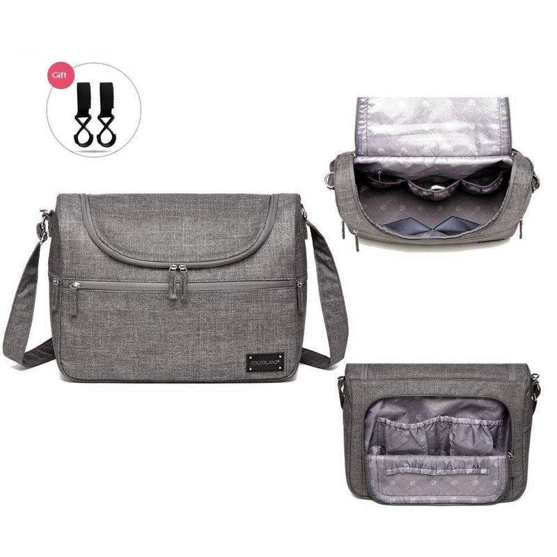 Diaper Bag Fashion Mummy ColorLand - Daily Smiley