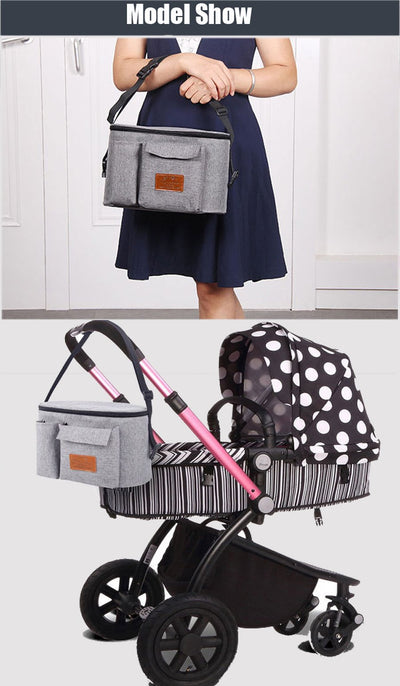 Diaper Bag For Baby Mom - Daily Smiley