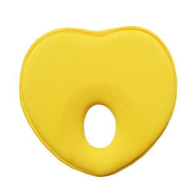 Flat Head Baby Pillow - Daily Smiley