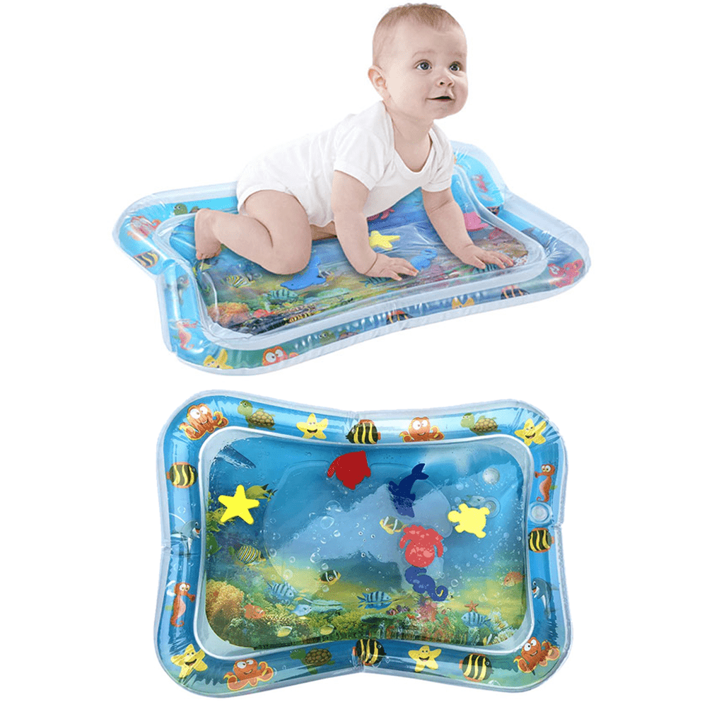 Dailysmiley™ Tummy Time Water Mat for Babies - Daily Smiley