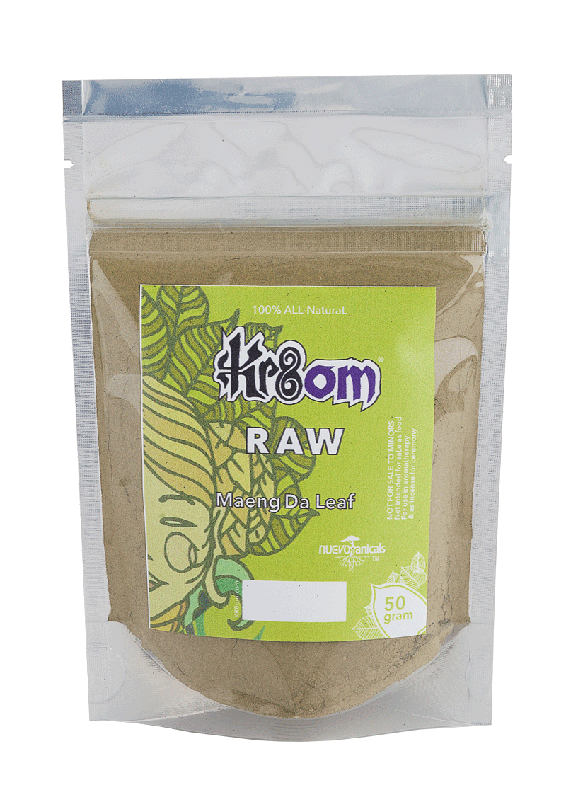 RAW - Thai Mng Da Leaf- (25, 50, & 100g)