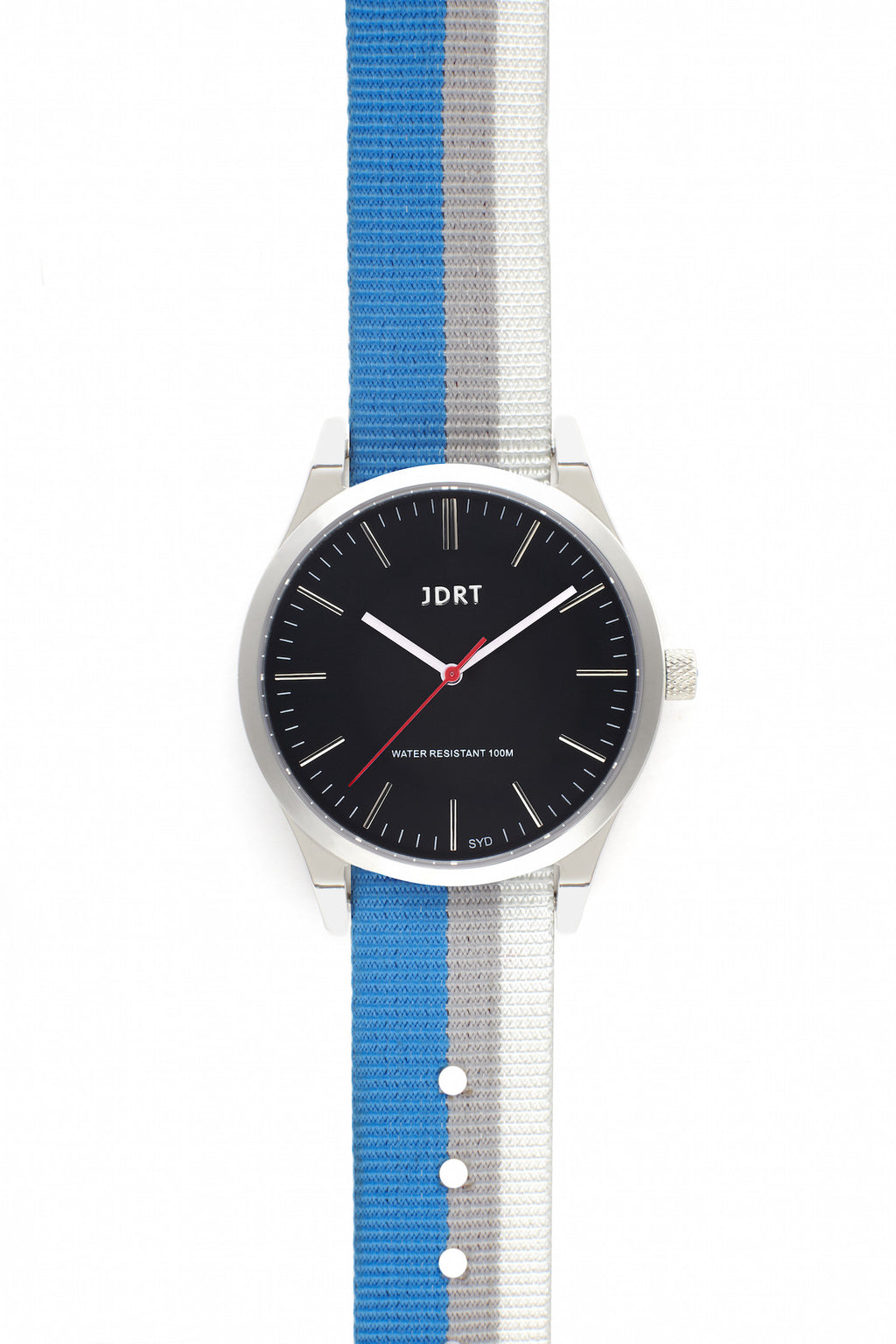 Jet Face with Bondi NATO Watch Band