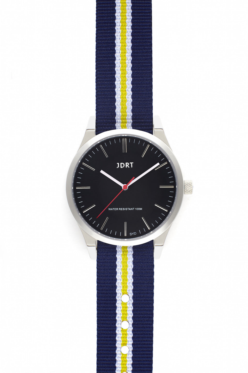 Jet Face with Paddington NATO Watch Band