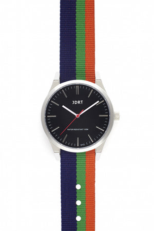 Jet Face with Kings Cross NATO Watch Band