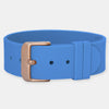 Terra Strap - Matte Rose Gold Buckle