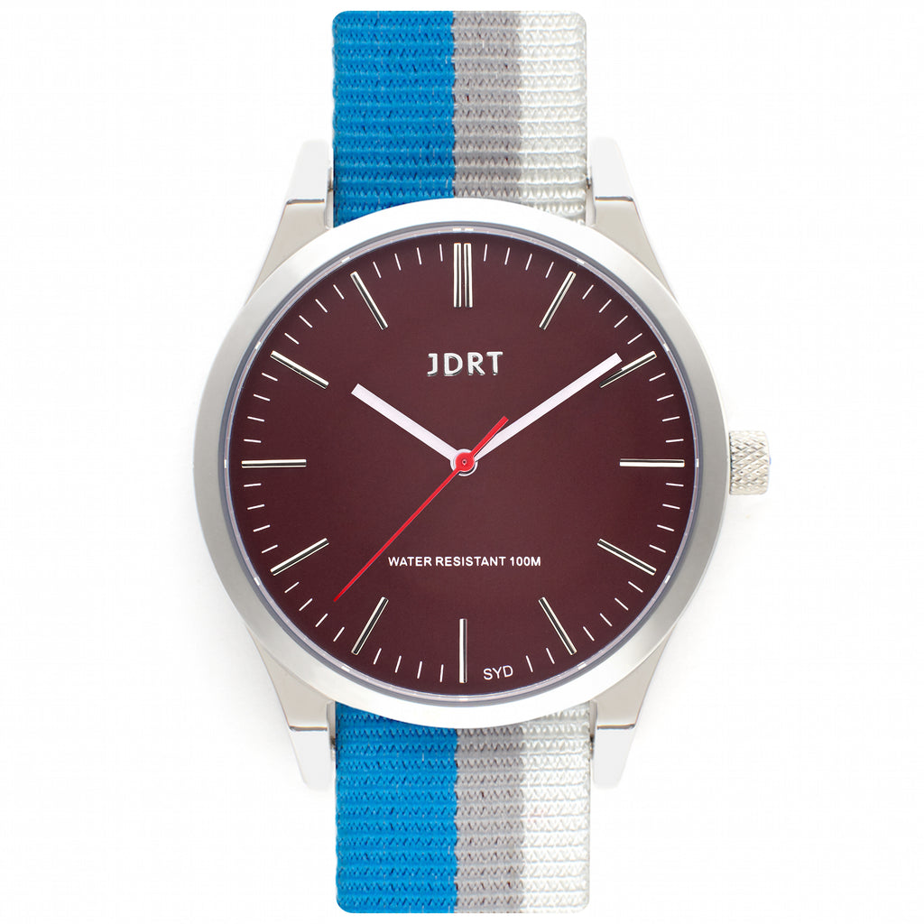 Sterling Oxblood on Bondi NATO