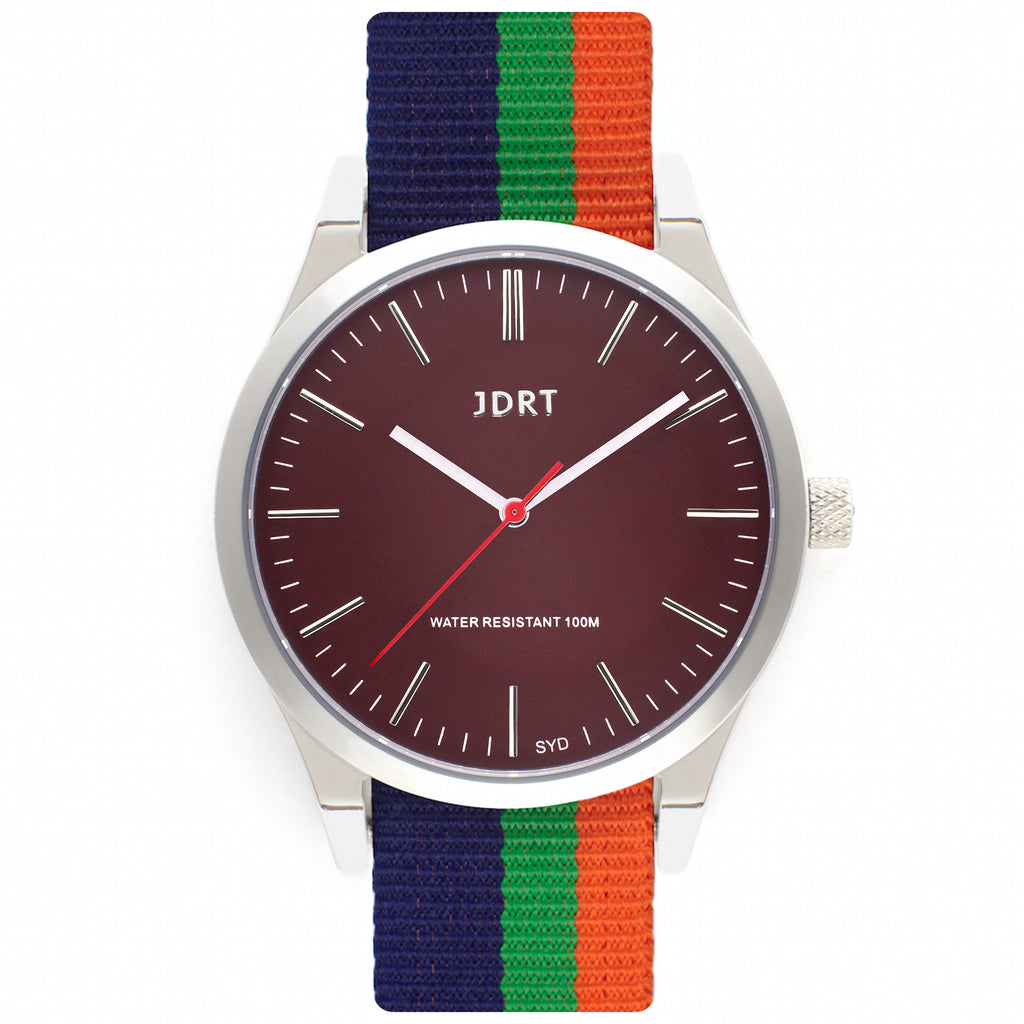 Sterling Oxblood on Kings Cross NATO