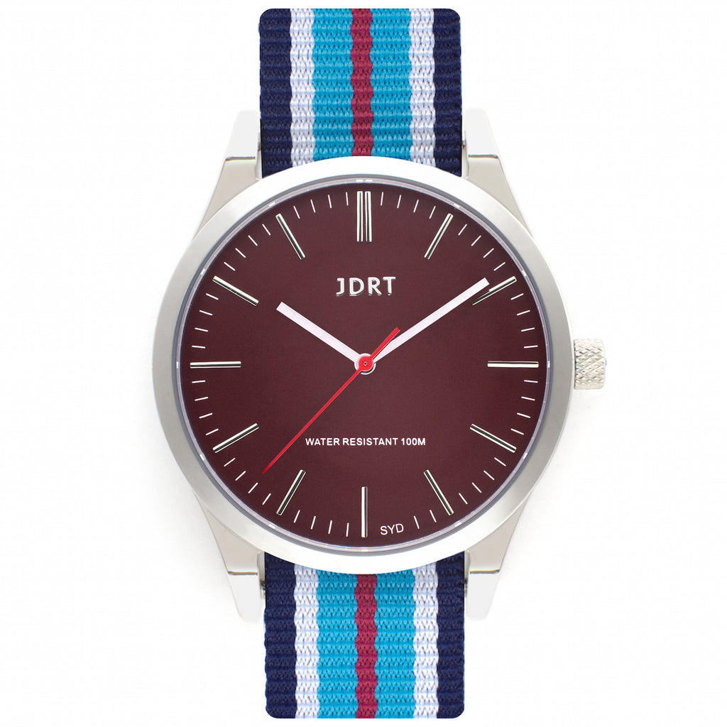Sterling Oxblood on Paddington NATO