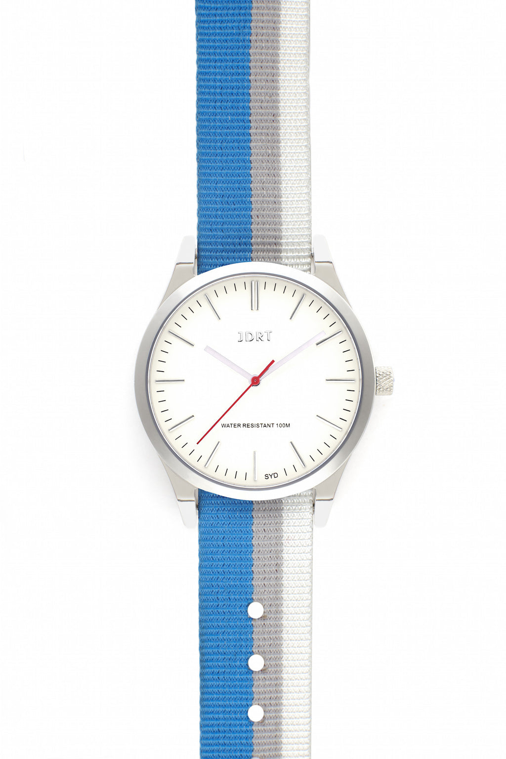Antique White Face with Bondi NATO Watch Band