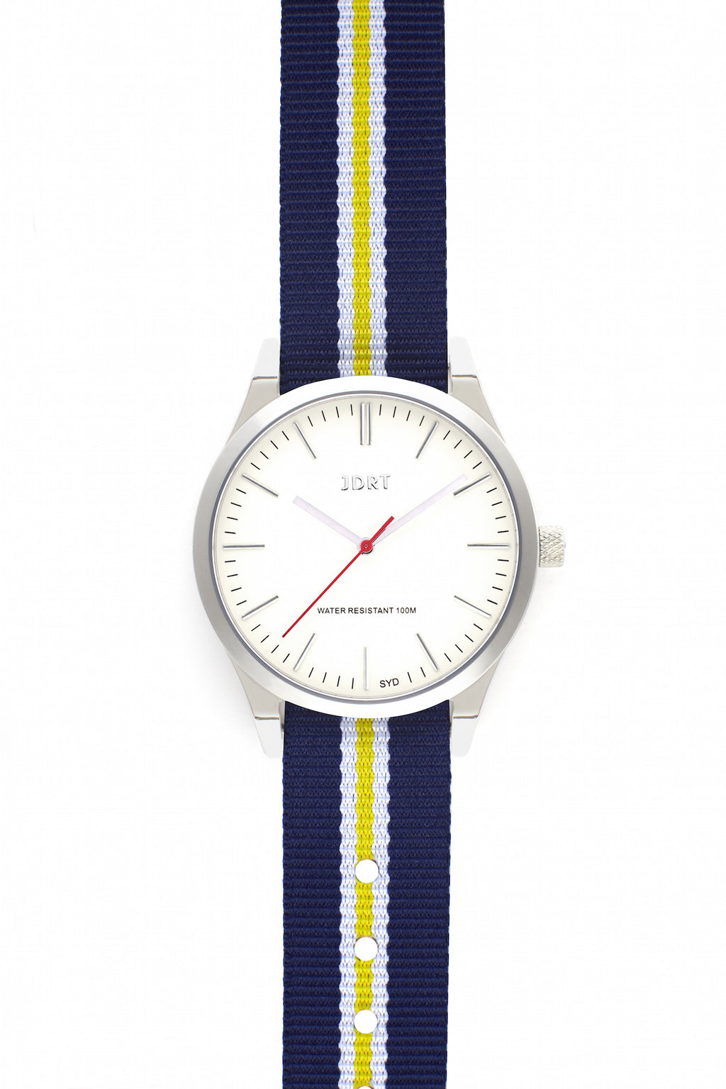 Antique White Face with Paddington NATO Watch Band