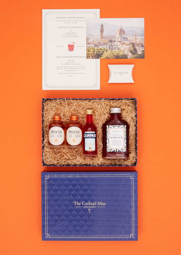A Nine Month Luxury Cocktail Subscription