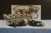 Chevy 1.6L DOHC Aveo Cyl Head Kit Head Gasket Bolt Set Timing Belt, Tensioner, Idler & Water Pump