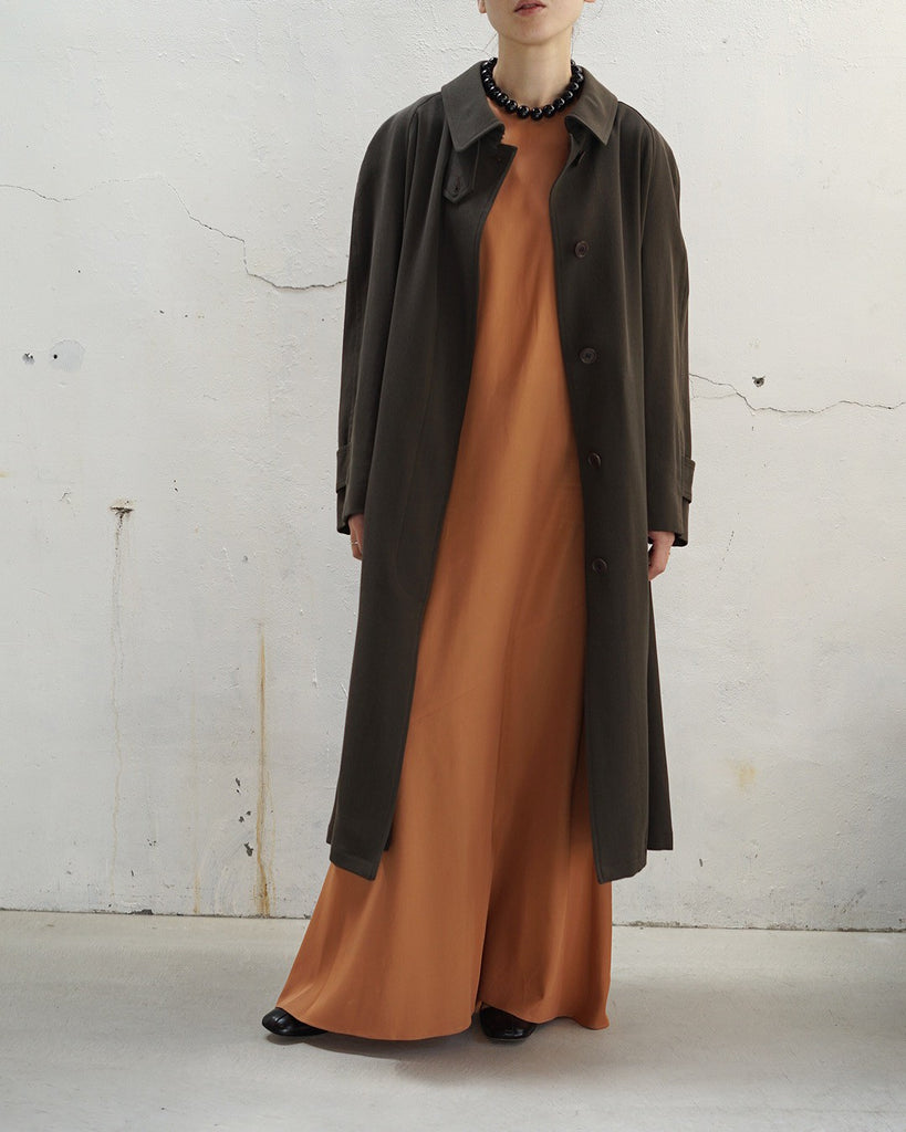 HERMES MARGIELA ERA - Wool Blended Trench Coat