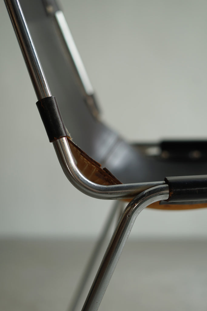 "Charlotte Perriand ""Les Arcs chair Black"""