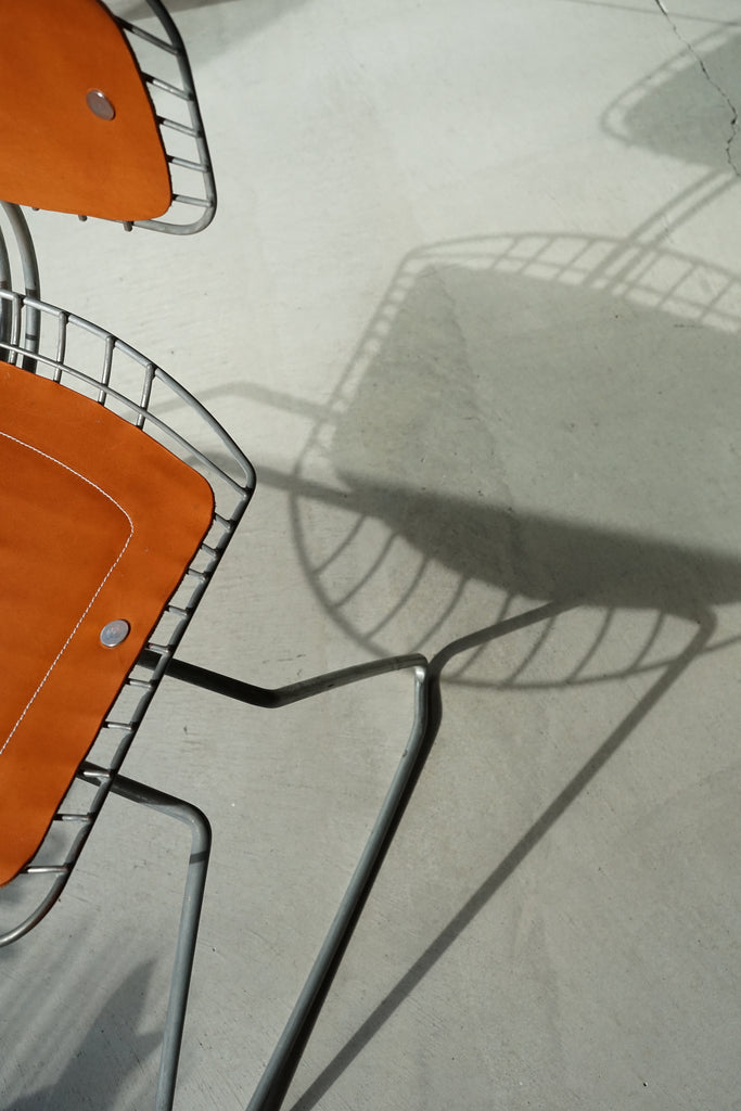 "Michel Cadestin and Georges Laurent ""Beaubourg chair"""