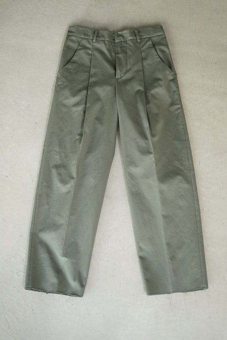 CRISTASEYA<br>COTTON SUMMER TROUSERS