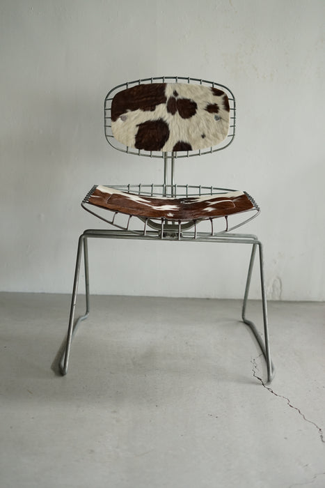 BEAUBOURG CHAIR-HARAKO LEATHER<br><br>SOLD OUT