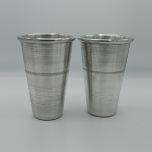 Aluminum Cups (Set of 2)