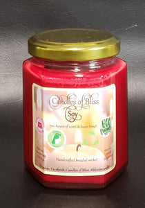 Wild Cherry Candles of Bliss Candle