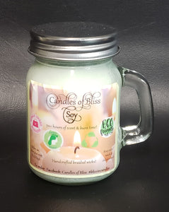 Honey Suckle Candles of Bliss Candle