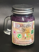 Load image into Gallery viewer, Lavender Soy Candle of Bliss