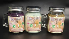 Load image into Gallery viewer, Lavender Lemon Candles of Bliss Candle