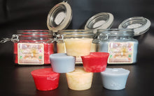 Load image into Gallery viewer, Vanilla Cup Cake Candles of Bliss Candle