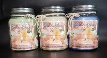 Load image into Gallery viewer, Pumpkin Ginger Streusel Candles of Bliss Candle