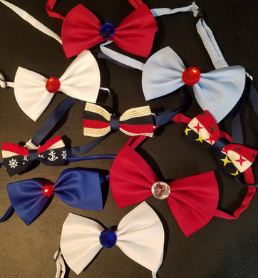 American Colors Pet Neck Bows - Official Pet Boutique