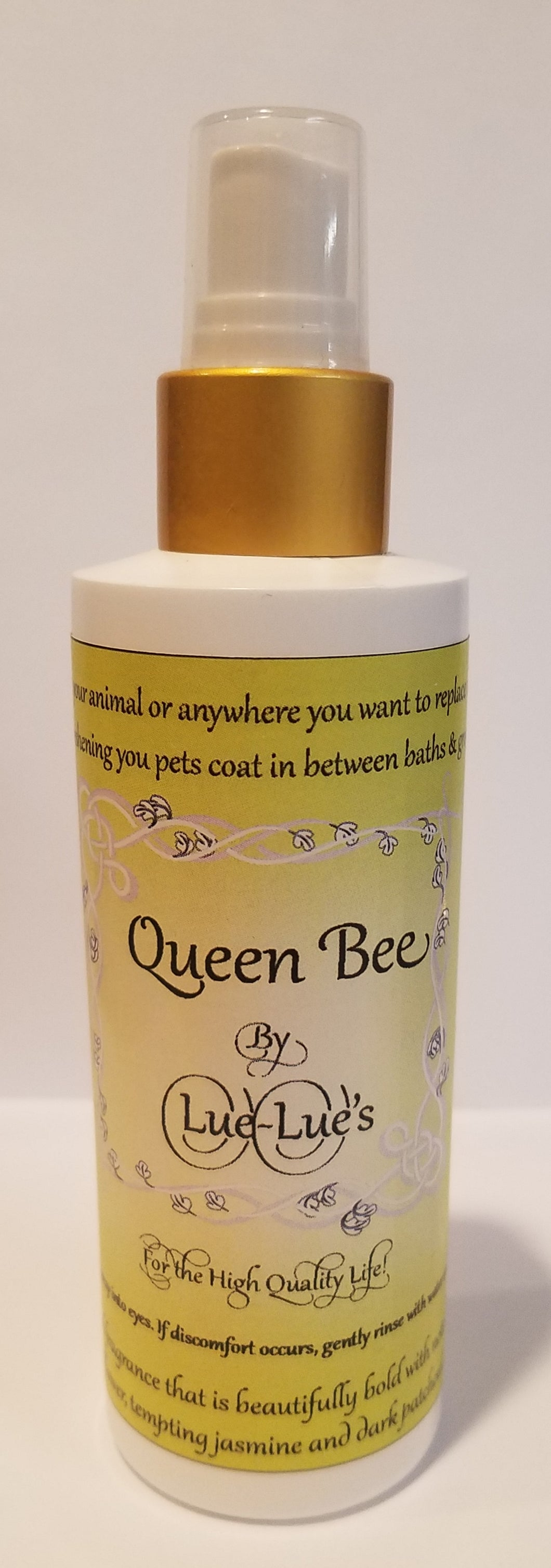 Queen Bee Fragrance - Official Pet Boutique
