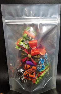 Halloween Hair Clips Pack of 5