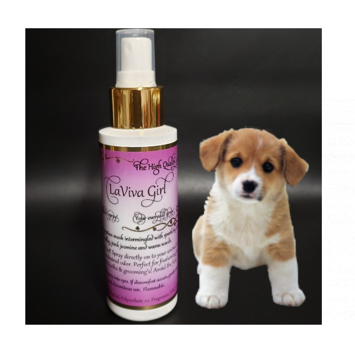 La Viva Girl Fragrance Perfume For Dogs