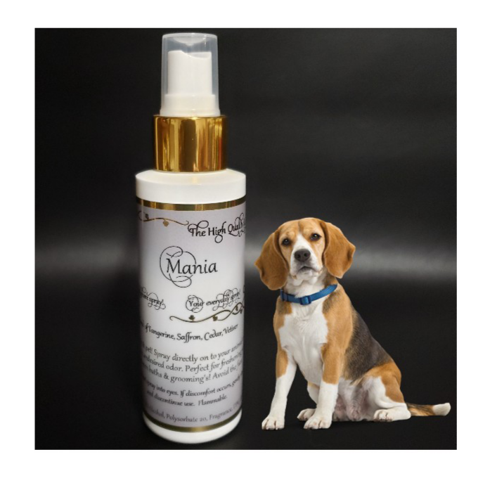 Mania Fragrance Perfume For Dogs